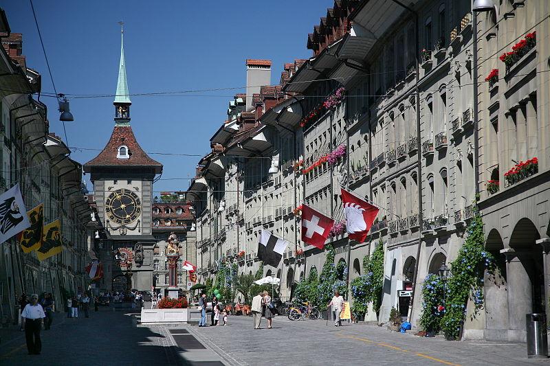 瑞士家园:首都伯尔尼