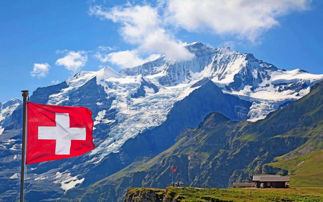 尽享瑞士的春夏秋冬